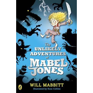 Unlikely Adventures of Mabel Jones (BOK)