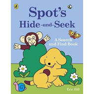 Spot's Hide-and-Seek: A Search and Find Book (BOK)