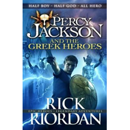 Percy Jackson and the Greek Heroes (BOK)