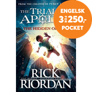 Produktbilde for Hidden Oracle (The Trials of Apollo Book 1) (BOK)