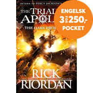Produktbilde for Dark Prophecy (The Trials of Apollo Book 2) (BOK)