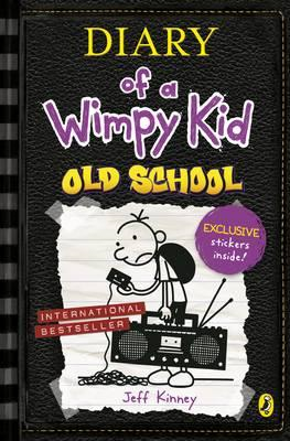 Diary of a Wimpy Kid: Old School (BOK)