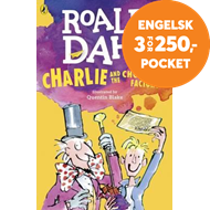 Produktbilde for Charlie and the Chocolate Factory (BOK)