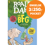 Produktbilde for BFG (BOK)