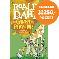 Produktbilde for Giraffe and the Pelly and Me (BOK)