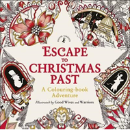 Escape to Christmas Past: A Colouring Book Adventure (BOK)