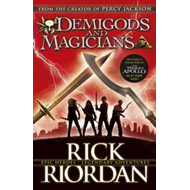 Produktbilde for Demigods and Magicians (BOK)