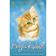 Magic Kitten: A Summer Spell (BOK)