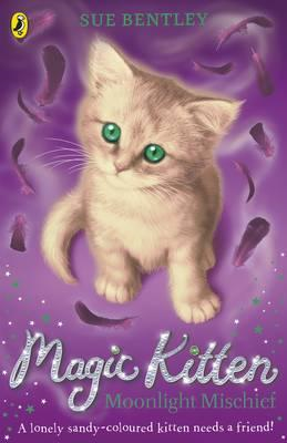 Magic Kitten: Moonlight Mischief (BOK)