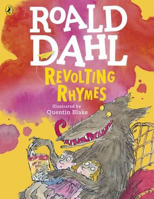 Revolting Rhymes (Colour Edition) (BOK)