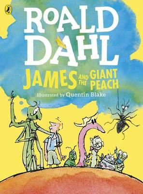 James and the Giant Peach (Colour Edition) (BOK)
