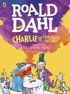 Charlie and the Chocolate Factory (Colour Edition) (BOK)