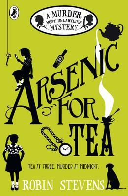 Arsenic For Tea (BOK)