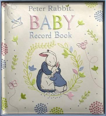 Peter Rabbit Baby Record Book (BOK)