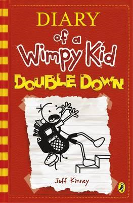 Diary of a Wimpy Kid: Double Down (Diary of a Wimpy Kid Book (BOK)