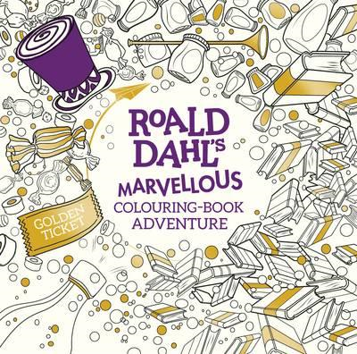Roald Dahl's Marvellous Colouring-Book Adventure (BOK)