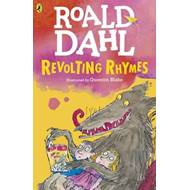 Produktbilde for Revolting Rhymes (Colour Edition) (BOK)
