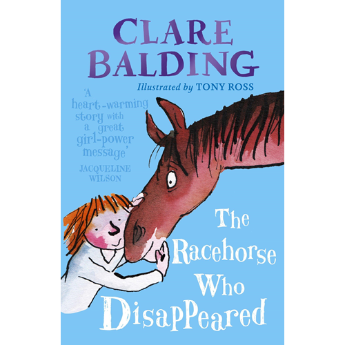 Racehorse Who Disappeared (BOK)