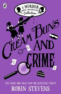 Cream Buns and Crime (BOK)