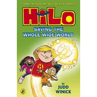 Hilo: Saving the Whole Wide World (Hilo Book 2) (BOK)