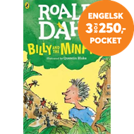 Produktbilde for Billy and the Minpins (illustrated by Quentin Blake) (BOK)