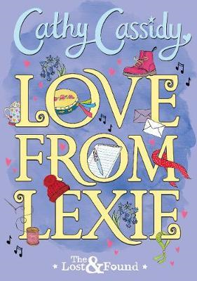 Love from Lexie (The Lost and Found) (BOK)