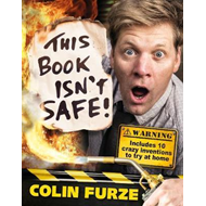 Produktbilde for Colin Furze: This Book Isn't Safe! (BOK)
