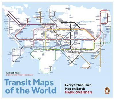 Transit Maps of the World (BOK)