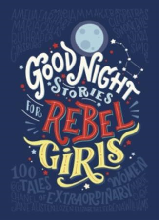 Good Night Stories for Rebel Girls (BOK)