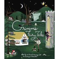 Grimm's Fairy Tales: A Treasury of Favorite Stories (BOK)