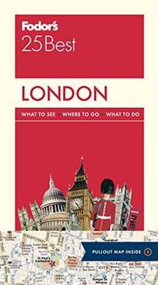 Fodor's London 25 Best (BOK)