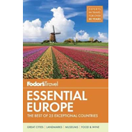Fodor's Essential Europe (BOK)
