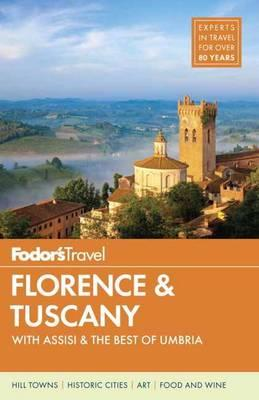 Fodor's Florence & Tuscany (BOK)
