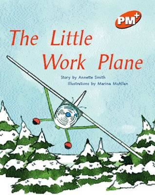 The Little Work Plane PM Plus Orange 15 (BOK)