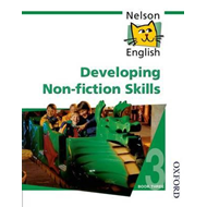 Nelson English - Book 3 Developing Non-Fiction Skills (BOK)