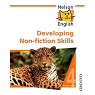Nelson English - Book 4 Developing Non-Fiction Skills (BOK)