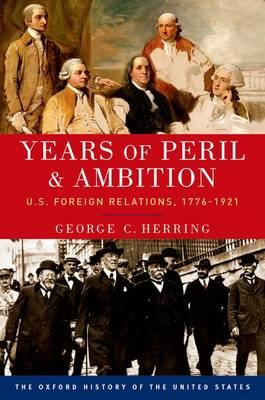 Years of Peril and Ambition (BOK)