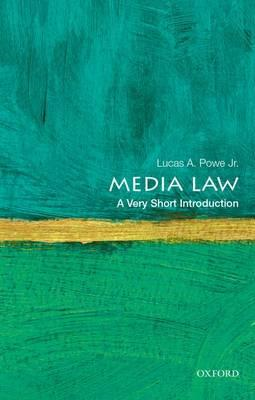 Media Law: A Very Short Introduction (BOK)