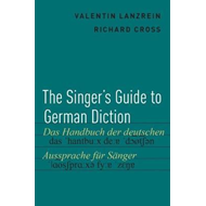 Singer's Guide to German Diction (BOK)
