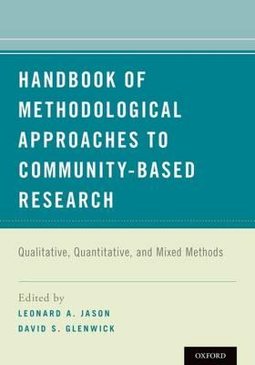 Handbook of Methodological Approaches to Community-Based Res (BOK)