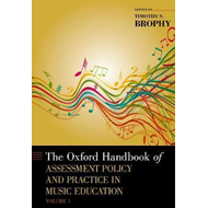 Oxford Handbook of Assessment Policy and Practice in Music E (BOK)