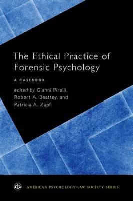 Ethical Practice of Forensic Psychology (BOK)