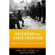 Produktbilde for Secession and State Creation (BOK)