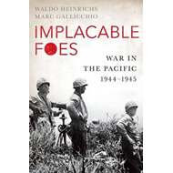 Implacable Foes (BOK)