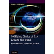 Codifying Choice of Law Around the World (BOK)