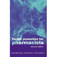Health Promotion for Pharmacists (BOK)
