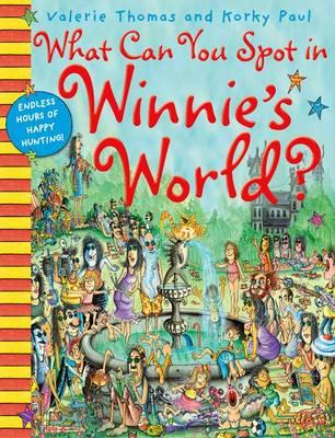 What Can You Spot in Winnie's World? (BOK)