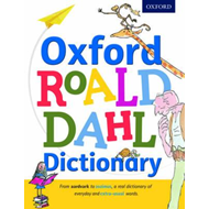 Oxford Roald Dahl Dictionary (BOK)
