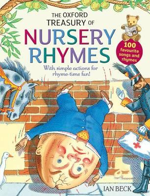 Oxford Treasury of Nursery Rhymes (BOK)