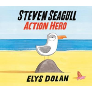 Steven Seagull Action Hero (BOK)